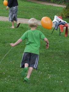 boy & balloon