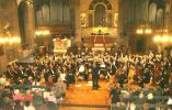 High Peak Orchestra at St John's Church, Buxton