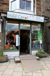 The Wild Carrot does us proud