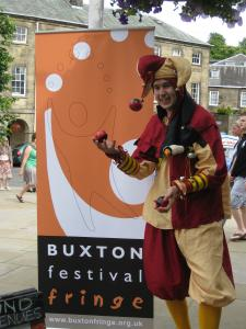 The Jester of Buckingham (credit Stephanie Billen)