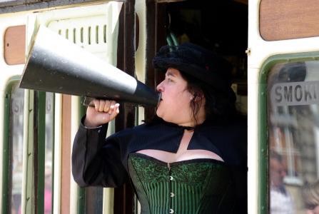 All aboard the gin train