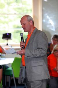 Keith Savage (Vice Chair)