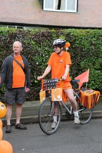 Keith (vice chair) and webmaster/bikeman Dan