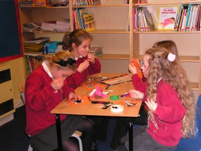 Harpur Hill Primary School workshop