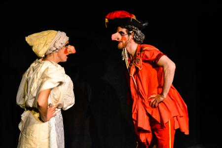 FoolSize Theatre's Punch and Judy