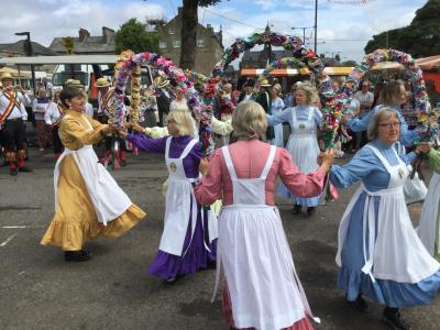 Buxton Day of Dance (credit: Keith Savage 2018)