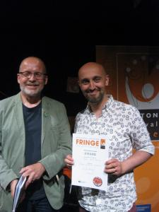 Shadow Syndicate picks up Youth Theatre award (DO)