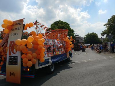 Balloon fever on carnival day (credit: Dan Osborne 2018)