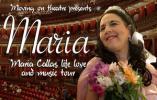 Laurene Hope Glory as María Callas