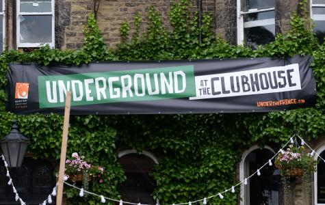 Underground Venues (credit: Dave Upcott)