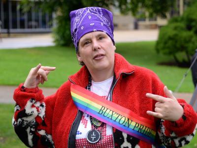 Fun at the Gay Pride Picnic (DU 2019)
