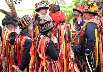 Buxton Day of Dance (credit: Dave Upcott 2019)