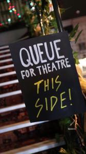 Theatre mania at UV! (credit: Ian J. Parkes 2019)