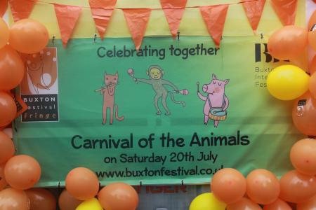 Carnival of the Animals banner