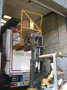 Lomas Distribution offers high-tech help!