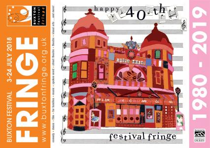 Happy 40th Festival Fringe by Kate Yorke