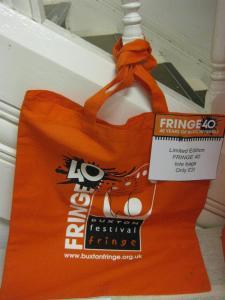 That Fringe40 bag!