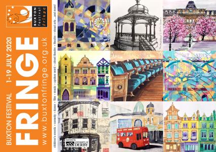 Runner Up: Eye Spy Buxton by Pam Smart