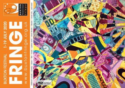 Fringetastic or Buxton Kaleidoscope by Pam Smart