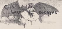 The 'Good Lady Ducayne' - the original 1896 illustration