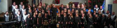 Buxton Studio Choir   (credit: Ian Parkes)