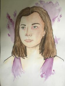 credit: Abbi Limer (BCS School Artist of the Year, sponsored by Burbage Art Group)