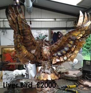 Liver Bird - Tony Evans