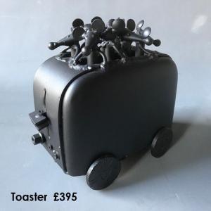 Toaster - Mick Kirkby Geddes