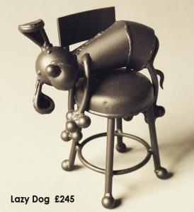 Lazy Dog - - Mick Kirkby Geddes