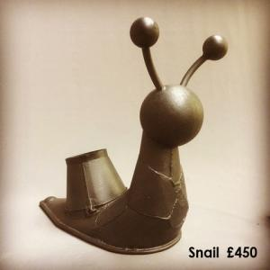 Snail - Mick Kirkby Geddes
