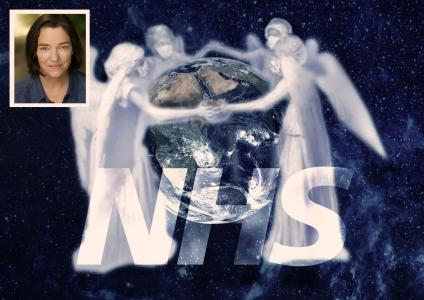 NHS Angels by Ana Hennessy Design Studio  Anahennessy@hotmail.com