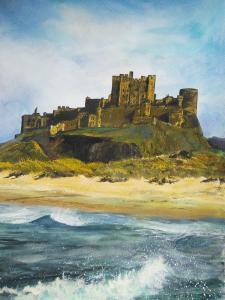 Bamburgh Castle (credit: Stephanie Osborne)