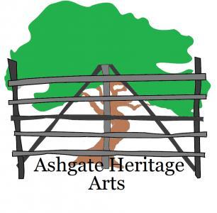 Ashgate Arts Heritage logo