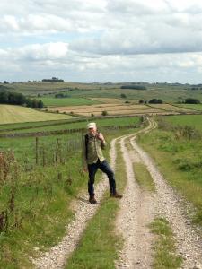 Mark Gwynne Jones's soundscape is immersed in the Peak District landscape (credit: Dave Sturt)