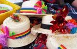 wear a glamorouous hat!
