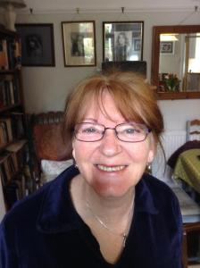 Mary Hennessy, playwright and poet, regular entries in the Buxton Fringe & Belper Festival.