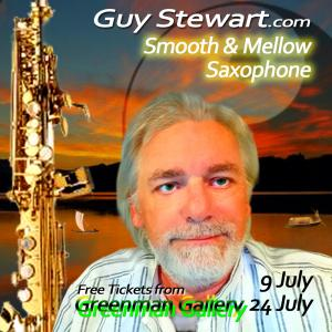 Guy Stewart Smooth & Mellow Saxophone
