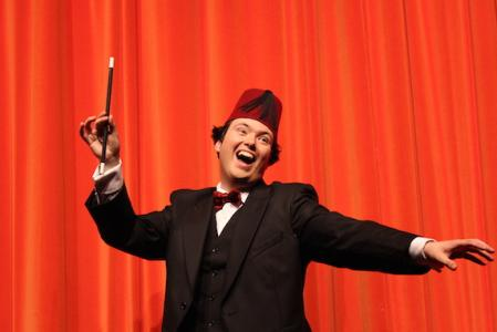 Hambledon Productions | Just Like That! The Tommy Cooper Show