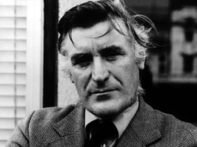 Ted Hughes (credit: The Ted Hughes Project)