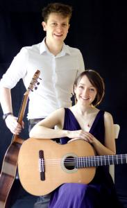 The Roth Guitar Duo (Emma Smith and Sam Rodwell)