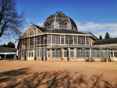 Pavilion Gardens (credit: Mark P Henderson)