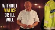 """RAY CASTLETON AS GEOFF MARSH IN """"WITHOUT MALICE OR ILL WILL"""""""