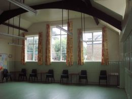 United Reformed Church - Green Room: Hall